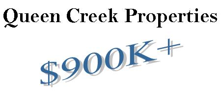 Queen Creek Homes from the $900's
